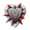 Photoshop Silver Heart Creation